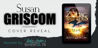 Wet Kisses by Susan Griscom by Susan Griscom COVER REVEAL