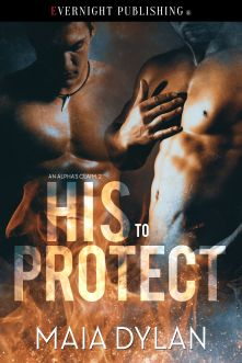 His to Protect - Cover
